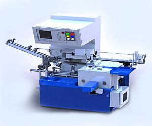 Stem End Cut Off Machine
