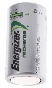 Energizer NiMH Rechargeable C Batteries