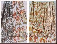 Crewel Embroidery Fabric