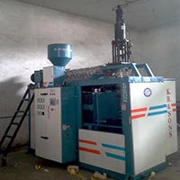 Automatic Plastic Blow Molding Machine