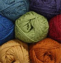 Worsted Wool Yarn