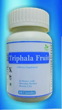 Triphala Fruit Capsules