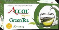 Organic Green Tea Bag 50 Gm
