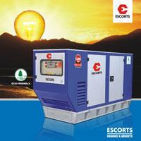 Escorts Silent Diesel Generators