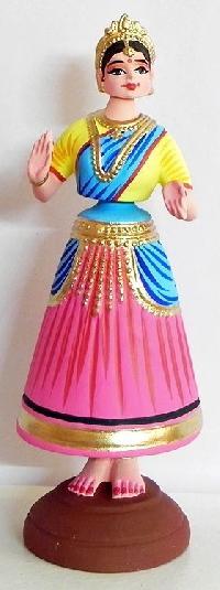 wood dancing doll