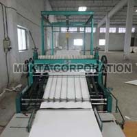Paper Roll To Sheet Cutting Machine