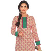 Hi Fashion Cotton Dress Material-317