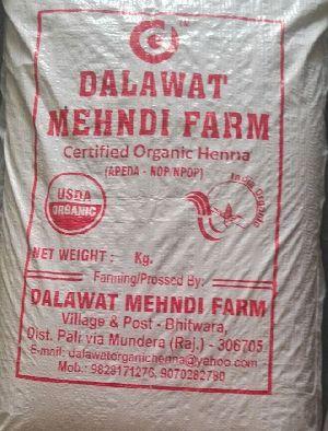 Organic Henna (mehandi) Powder