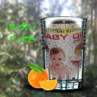 Baby Oil - Baby Hair And Body Massage Oil
