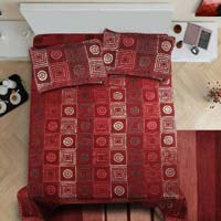 Poly Cotton Bed Covers