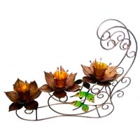 Lotus Table Candle Holder