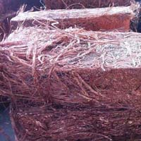 Copper Wire scrap and copper cathode