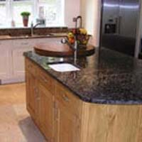 Brown Granite Slabs