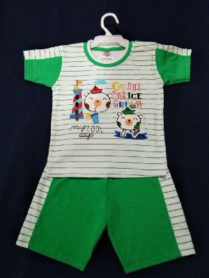 Boys Casual Baba Suit