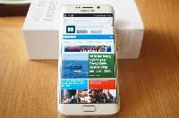 Samsung Galaxy S6 Edge S6  Mobile Phone