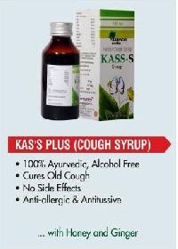 Kas's Plus (cough Syrup)
