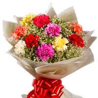 Mix Flower Bouquet 50 Flowers