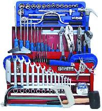 90 Pieces Engineers Workshop Tool Kit