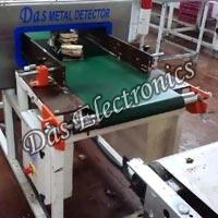 Aluminum Foil Metal Detector