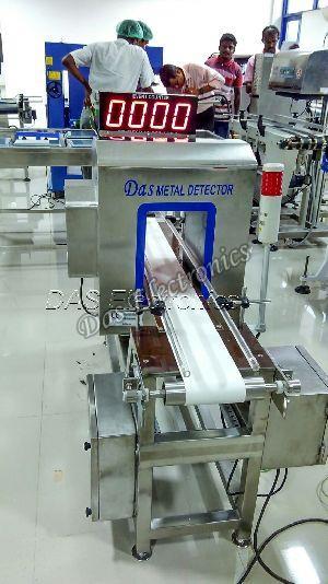 Snack Food Metal Detector