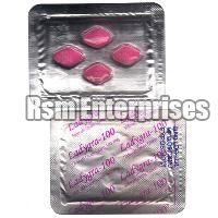 Ladygra-100 Tablets