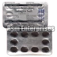 Tadagra Chocolate Soft Chewable Tablets