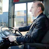 Commercial Bus Driver