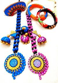 Terracotta Necklace Rich Heritage of India