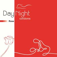 Rose Flavoured Condoms
