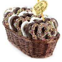 Handmade Chocolate Basket