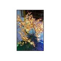 Led Golden Tree
