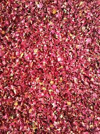 Dried Himalayan Red Rose Petals