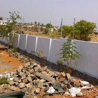 Solar Power Security Fencing