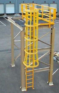 Frp Safety Ladder System
