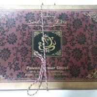 Cardboard Sweet Boxes