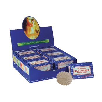 150 gm Satya Nag Champa Beauty Soap