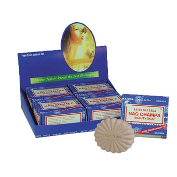75 Gm Satya Nag Champa Beauty Soap
