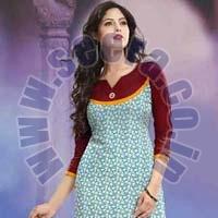 Pakistani Style Cotton Kurtis