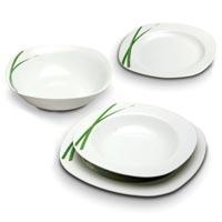 Square Dinner Set (53 Pcs)