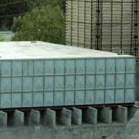 GRP Panel Tank