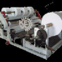 Butter Paper Slitter Rewinder Machine