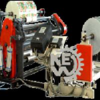 Cling Film Slitter Rewinder Machine