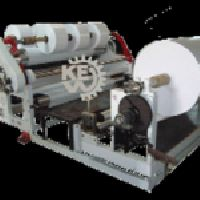 ICE CREAM CUP PAPER SLITTER REWINDER MACHINE