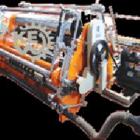 LLDPE STRETCH FILM SLITTING REWINDING MACHINE