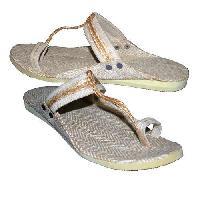 Womens Jute Slippers