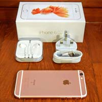 Apple Iphone 6s Plus A1687 4g Phone (128gb, Rose Gold )