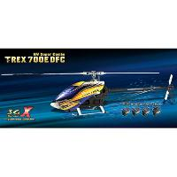 Align T-rex 700e Dfc Hv Super Combo Electric Helicopter
