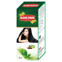 Black Boon Hair Oil