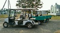 Electric Golfcart  Vehicles