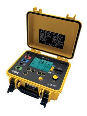 Earth And Resistivity Tester